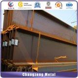 Je poutre métallique en acier galvanisé de matériaux de construction