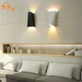 10W белый свет стены самомоднейшей конструкции алюминиевый СИД для крытого