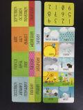 子供または磁気学習のボードのための磁気メモ帳か磁気執筆ボード