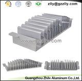 Factory Anodized Aluminum LED Heatsink with Holes