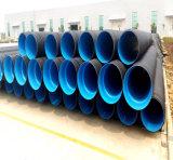 Fabricante acanalado del tubo de la pared del doble del HDPE de la alta calidad en China