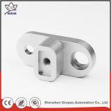 Bohrendes Aluminium CNC-Fräsmaschine-Teil für Kamera