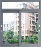 Duas portas de correr em liga de alumínio à prova de calor de som um &L Windows