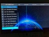 Les plus populaires de canaux IPTV brésilien 200+ Amlogic S905X Quad core CPU E8 Modèle IPTV TV Box