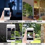 720p 8CH NVR Комплекты беспроводной сети IP-камера домашние системы безопасности камеры видеонаблюдения