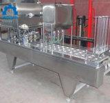 Piccoli macchina di sigillamento del succo di frutta del mango della birra/sigillatore di riempimento automatici tazza di olio