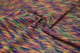 Fios de poliésteres Lmn798 Tingidos Tingidos de Espaço Único Jersey Trama Jacquard Tecidos elásticos de tecido stretch