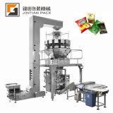 Multihead WeigherのフルオートのPlastic Bag Food Packaging Machine