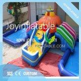 Jeux d'eau de Noël de l'Amusement Park Diapositive gonflables pour enfants