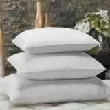 Plumas de pato de alta calidad abajo almohada para dormir la ropa de cama