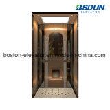 400 кг деревянные дома с элеватора поручень из Китая производитель элеватора