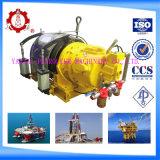 Argano di sollevamento di Tugger dell'aria della macchina da 10 tonnellate per le applicazioni in mare aperto