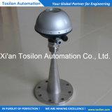 Sensor de nivel Radar líquido para el tanque de almacenamiento de aceite combustible