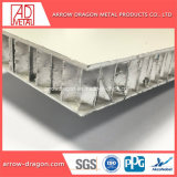 Revestimento a pó insonorizada Atérmico alumínio alveolado painéis para fachadas/ Fachada