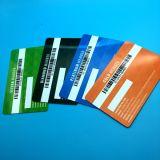 Scheda astuta della banda magnetica di alta frequenza 13.56MHz NFC della scheda di prossimità di obbligazione per il biglietto elettronico