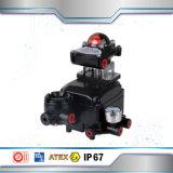 Buen precio y de alta calidad posicionador Electro-Pneumatic