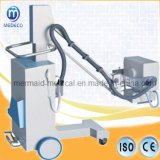 Alta frecuencia menos dosis de rayos X digitales Plx101 Mobile Sistema de máquina de rayos X.
