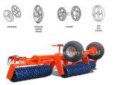 4-20 de dia de la machinerie agricole roue en fonte/ roulette