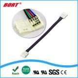UL1107 PE/Frpe ha isolato il cavo coassiale schermato del rivestimento di PVC