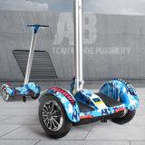 Veículo de transporte eléctrico Mini Scooter com Barra de Alavanca