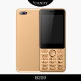 Candy pantalla QVGA de 2,4 pulgadas, Doble tarjeta SIM dual Standby, gran orador, Gran Batería Teléfono móvil