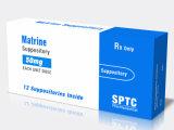 La médecine occidentale Supposttories Matrine Pharmaceutical