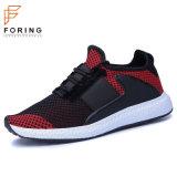 Het Chinese Lopen van de Mensen van de Leverancier Goedkope breit Tennisschoenen