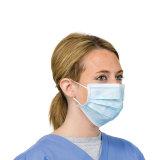 I fornitori della Cina comerciano la mascherina all'ingrosso a gettare del respiratore di prezzi di fornitore di Earloop della polvere del Buy dalla bocca 3ply del fronte facciale non tessuto protettivo del filtro