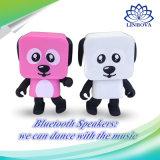 Танцы с электронным управлением робота в нескольких минутах ходьбы собака музыки Bluetooth беспроводные динамики игрушки подарки для детей электронные игрушки