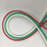 Nieuwe Kleur die Licht van de Waterdichte LEIDENE het Flexibele Strook van het Neon voor de Decoratie van de Vakantie ruilen