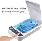 Zeep voor mobiele telefoons, draagbare telefoonreiniger doos met aromatherapiefunctie mobiele telefoonreiniger geschikt voor mobiele telefoons, tandenborstels, sieraden, horloges