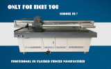 Grand format 2500mm*3600mm de l'imprimante à plat UV et vérin