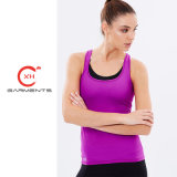 Xhの衣服は品質のComfortatableの体操の一重項を提供する