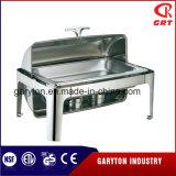 Piatto di logoramento spesso commerciale per la conservazione dell'alimento caldo (GRT-723)