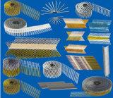 15 de Vlotte Spijkers 3.76*50 van de Rol van de graad b.v./het Roestvrij staal Galv van de Ring/van de Schroef