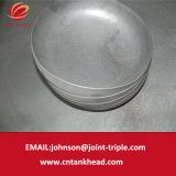 01-19-petite tête ellipsoïdale en acier inoxydable de l'ASME navire de la tête de pression de réservoir