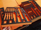 Het Verpakkende Tussenvoegsel van uitstekende kwaliteit van het Waterdichte en Schokbestendige Schuim van EVA voor de Doos van de Hardware