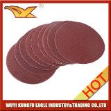 Disco di smeriglitatura del Velcro di Kenxin (4inch)