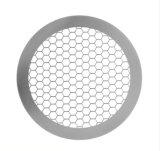 Gravure chimique en acier inoxydable gravé à mailles de filtre