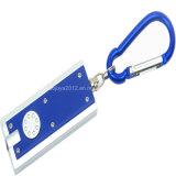 販売のためのカスタム方法Keychain LEDのkeychainライト
