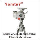IMC-Ma actionneur de vanne électrique de série Multi-Turn combiné