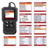 進水X431完全なObdii/Eobdの診断ツールのCreader 3001 OBD2コード読取装置のスキャンナーCr3001 Multi-Language Pk Vs890 Elm327 Ad310