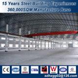 Estilo moderno de excelente fabricación prefabricados edificios de almacenamiento