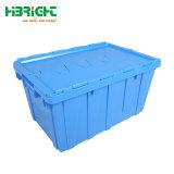 La distribución de la caja de almacenamiento de plástico Tote Box