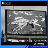 P10mm de haut HD étanche en échelle de gris Carte vidéo affichage LED