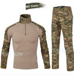 8 couleurs serré tactique Sports de plein air costume de camouflage uniforme uniforme militaire