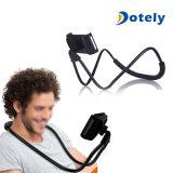 Supporto d'attaccatura pigro della parentesi del basamento del supporto del telefono del collo