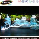 P4 HD pleine couleur à l'intérieur de la publicité mur vidéo LED