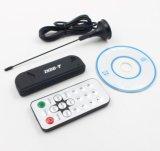Micro USB 2.0 Mobile Watch ISDB-T Pad Stick de sintonizador de TV con antena