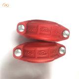 Accoppiamento duttile del tubo degli accessori per tubi del pezzo fuso del ferro della costruzione della Cina